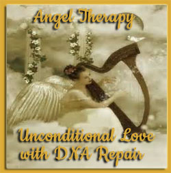 sound therapy angel therapy 528 hz plus tuning forks september 2014 special